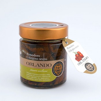 Sicilian Dry Cherry Tomato in extravergin olive oil
