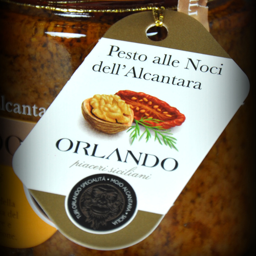 Pesto of Alcantara Walnuts