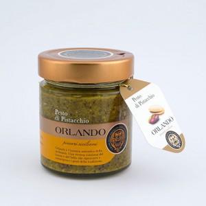 Pesto di Pistacchio vaso 220 gr