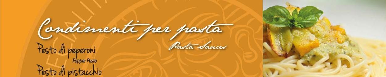 Condiments Pasta
