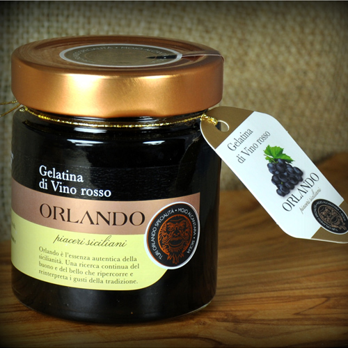 Red Wine Jelly Nerello Mascalese