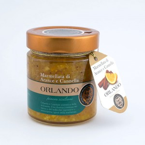 Orange Marmalade and Cinnamon