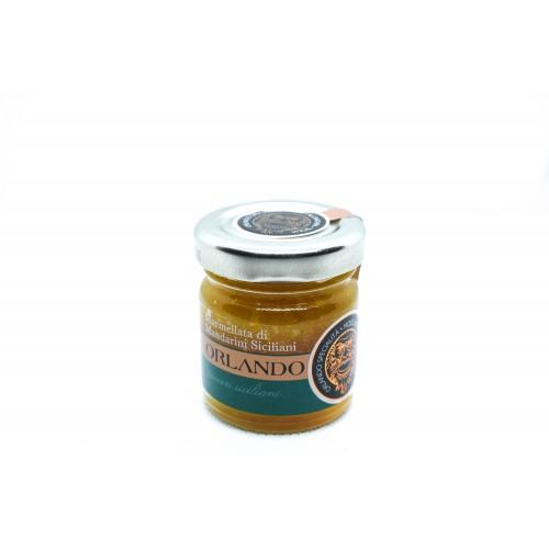 Sicilian Mandarin Marmalade 40 g jar