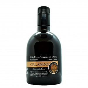 Extra Vergin Olive Oil bottle 500 ml