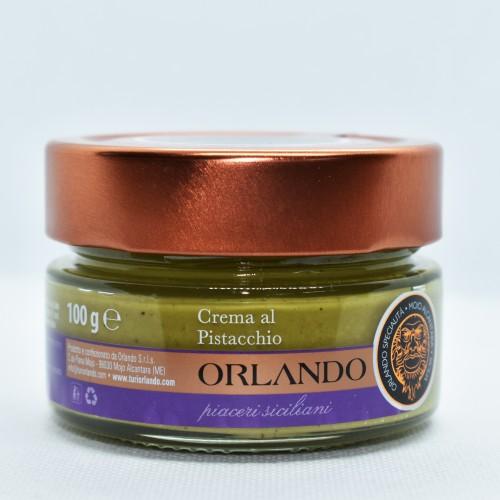 Pistachio spread jar 100 g