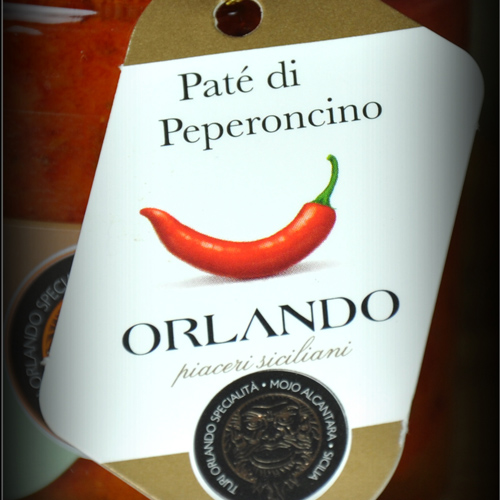 Patè of Hot Chili Pepper 40 g