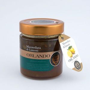 Marmellata di Limoni Siciliani vaso 220 gr