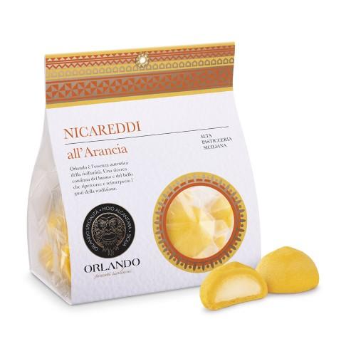 Nicareddi all'Arancia 200 g